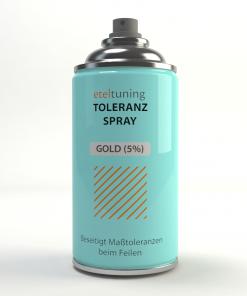 Toleranzspray - Gold