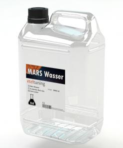 Destiliertes Marswasser