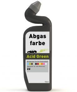 Abgasfarbe - Acid Green